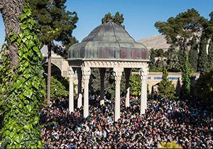 بازدید بیش از ۱۸ هزار گردشگر از مجموعه حافظیه