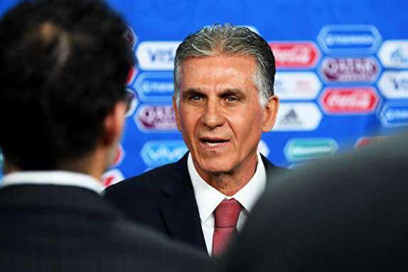 کی روش: بیانات رهبر انقلاب درباره تیم ملی فوتبال برای ما قوت قلب است