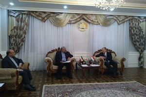 دیدارهای قائم مقام وزیر امور خارجه در «دوشنبه»