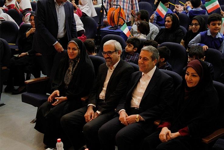 اختتامیه جشنواره هفته کودک در بوشهر