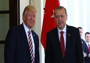 پاسخ اردوغان به ترامپ: آزادی برانسون تصمیم دستگاه قضایی بود