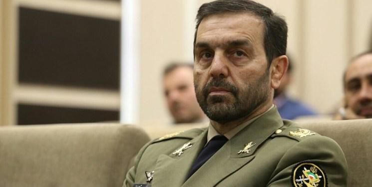 ارتش برای کمک به دستگاه های کشوری در پیاده روی اربعین آماده است