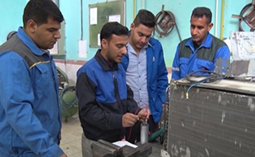 از اجرای آموزش فن و مهارت در استان خوزستان  تا احیای طولانی ترین قنات جهان در دل یزد + فیلم+ فیلم