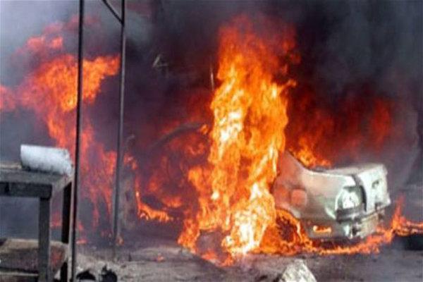 انفجار خودروی بمبگذاریشده در کرکوک عراق