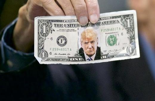 نابودی اقتصاد آمریکا و جهان به دست ترامپ