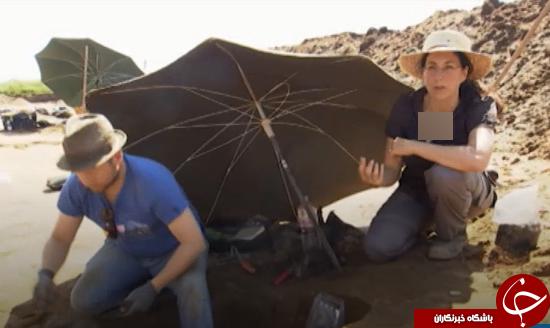 نبرد باستانشناسان و جویندگان گنج/جدال بر سر اشیایی که رموز گذشتگان را فاش میکند+تصاویر