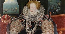 چهره واقعی ملکه الیزابت اول کشف شد +فیلم