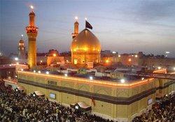 پرچم امام حسین (ع) بر دروازههای چین +فیلم
