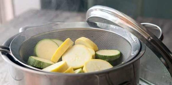 طرز تهیه چند نوع غذای رژیمی با کدو