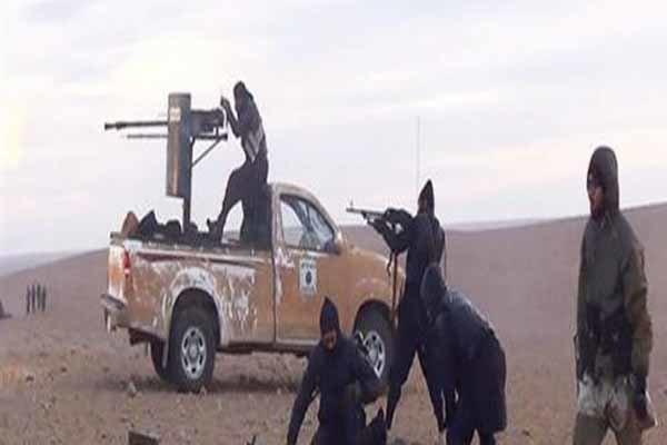 باشگاه خبرنگاران -حمله داعش به مرزهای عراق و سوریه خنثی شد