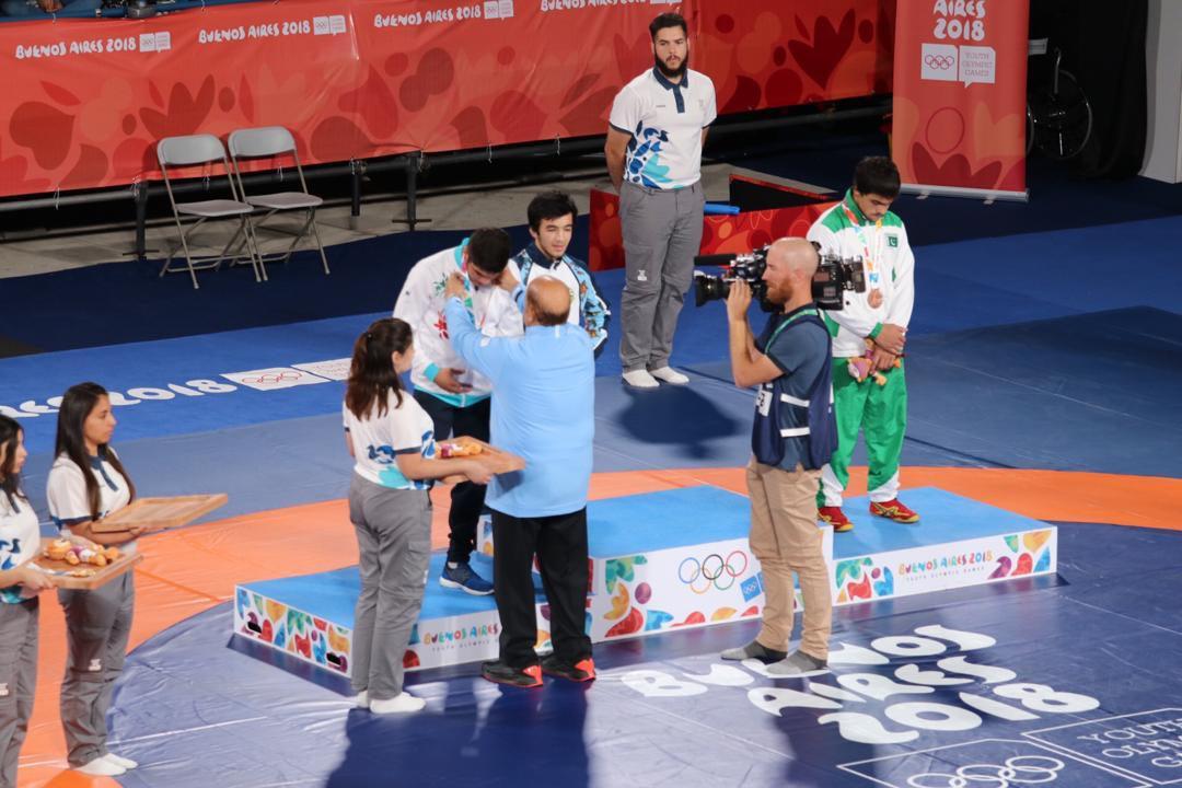 کاروان ایران به رکورد 10 مدال رسید