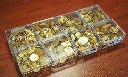سکه ارزان شد/ هرگرم طلای ۱۸ عیار ۳۸۸ هزار تومان