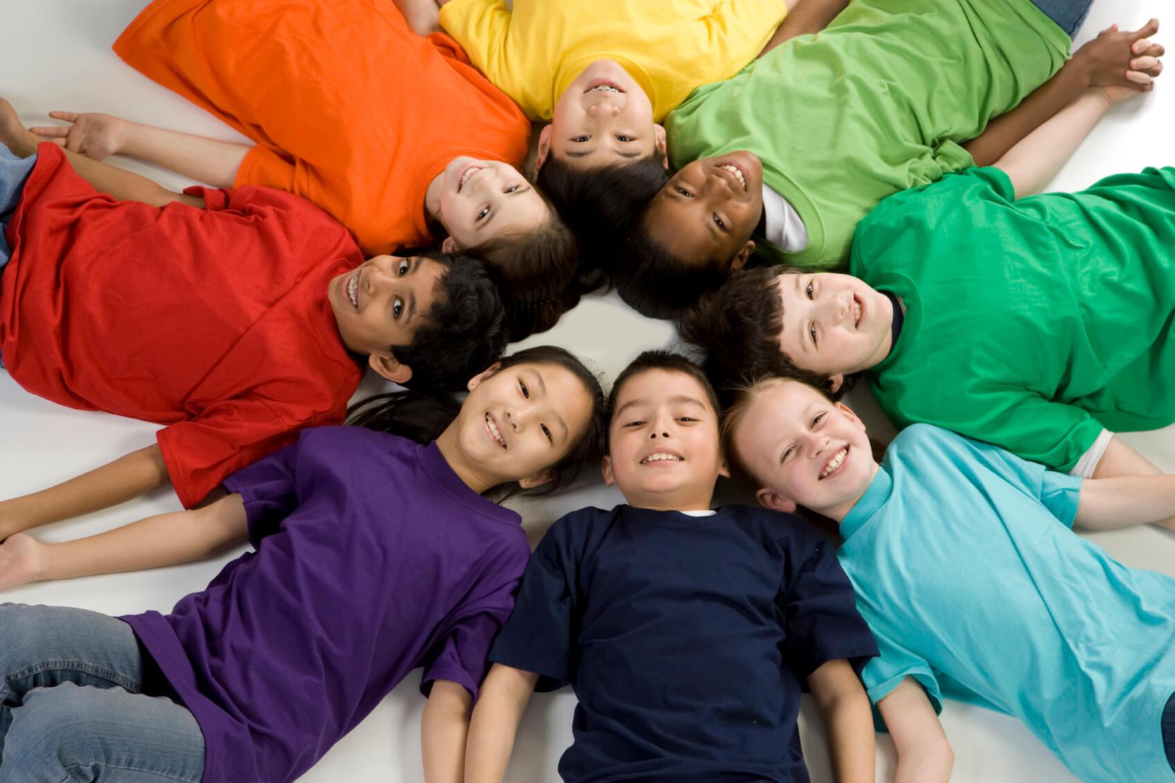 اجتماعی شدن کودکان در گرو انجام فعالیت های گروهی