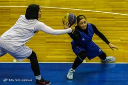 دختران بسکتبال حریفان خود را شناختند