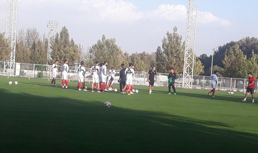 بازگشت عزت اللهی به تمرینات/ حمله به بیرانوند و آزمون در تمرین تیم ملی