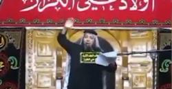 شعرخوانی مداح عراقی در واکنش به تفرقه اندازی برخی رسانهها بین فارس و عرب +فیلم