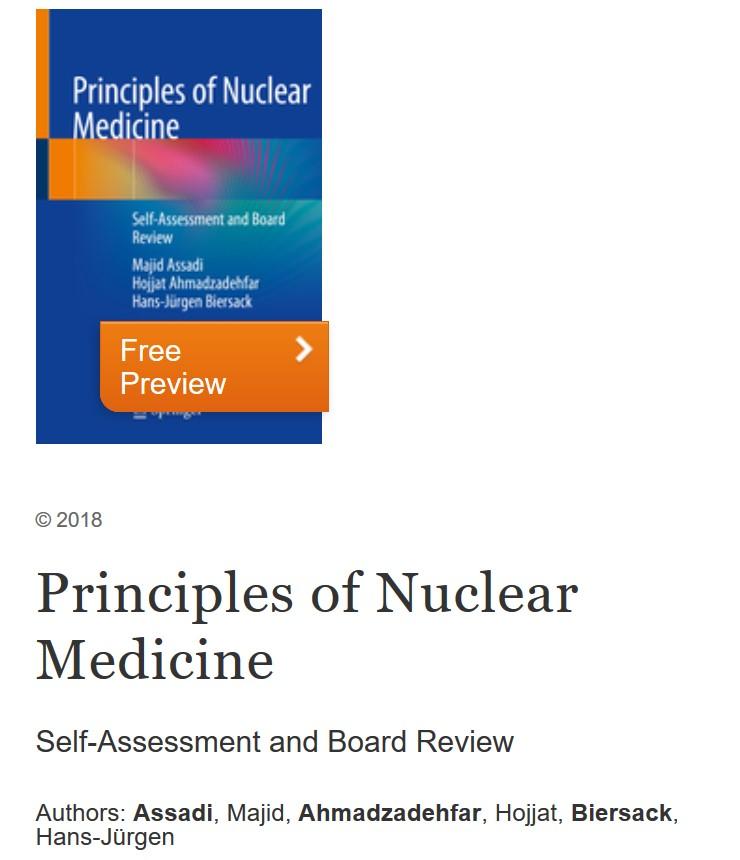 نگارش کتاببین المللی مرجع پزشکی هستهای به قلم پزشک بوشهری