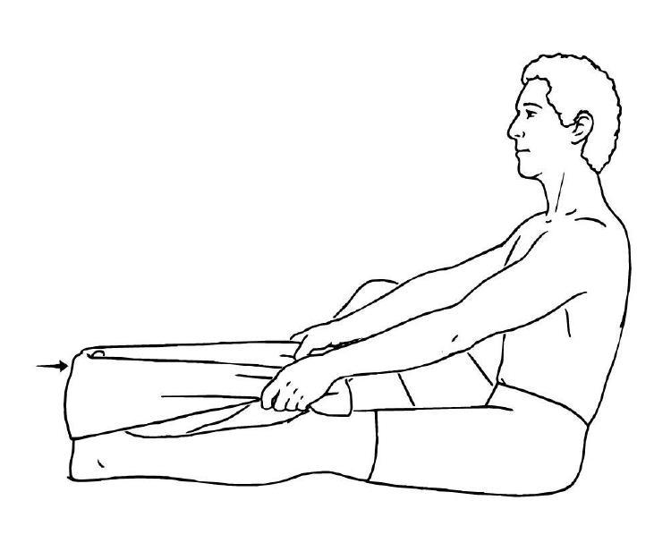 ورزشهای مناسب برای درمان پارگی تاندون آشیل+ تصاویر