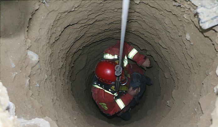 باشگاه خبرنگاران -فوت یک کارگر به علت سقوط در چاه