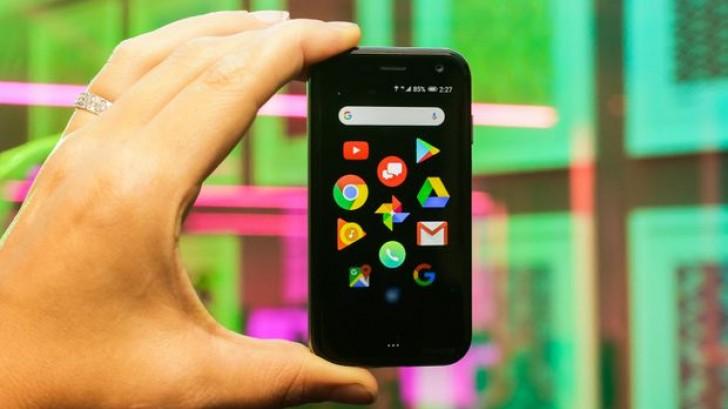 پالم، وسیله جانبی کوچک برای گوشیهای هوشمند +تصاویر