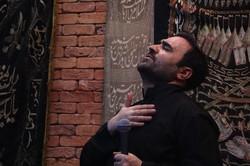 مداحی احساسی حاج محسن عربخالقی با عنوان