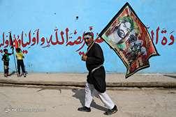 باشگاه خبرنگاران - آغاز حرکت کاروان پیاده روی اربعین از ملاشیه خوزستان