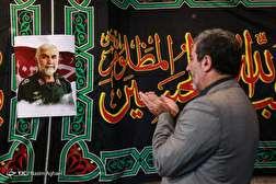باشگاه خبرنگاران - مراسم بزرگداشت سومین سالگرد شهید همدانی