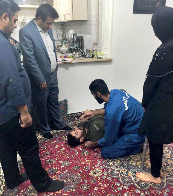 باشگاه خبرنگاران -زن خیانتکار نحوه قتل و چال کردن شوهرش در کف اتاق خواب را بازگو کرد + عکس