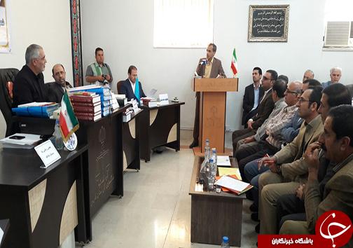 رسیدگی به پرونده ۱۱متهم به اخلال در امر خرید و ذخیره گندم در استان فارس