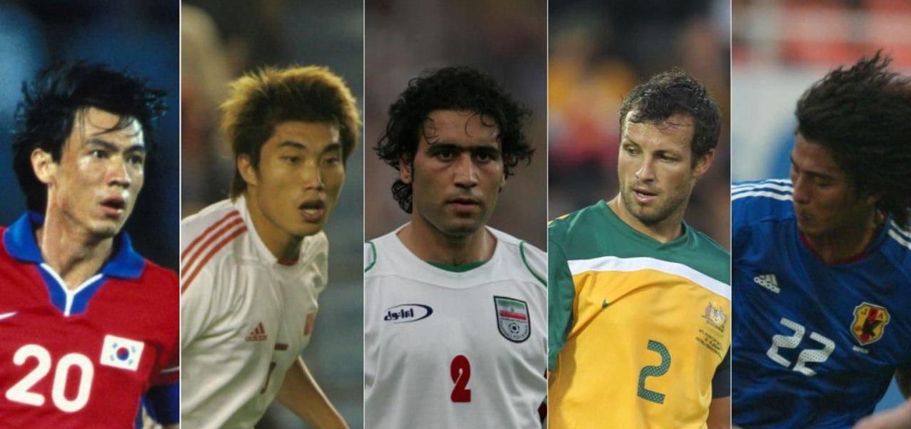 مهدوی کیا بهترین مدافع تاریخ جام ملت های آسیا شد