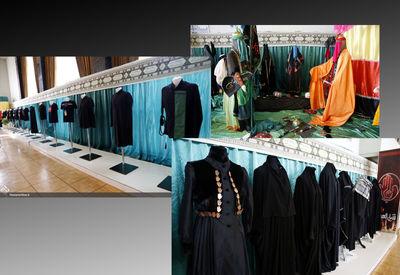 زمان برپایی سومین نمایشگاه لباس عاشورایی تغییر کرد