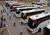آمادهسازی 16 هزار اتوبوس برای اربعین/ با گرانفروشی بلیت در ایام اربعین برخورد میشود