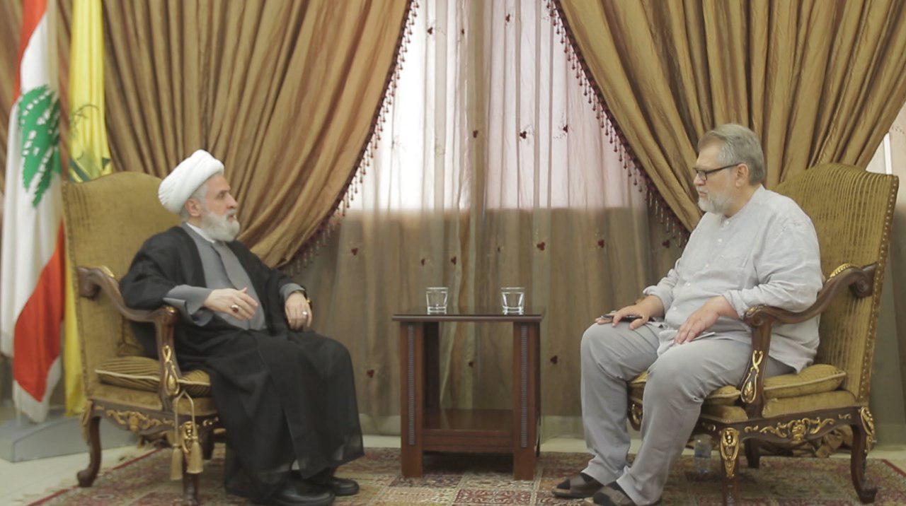 باشگاه خبرنگاران -معاون دبیرکل حزبالله لبنان مهمان برنامه «عصر» میشود