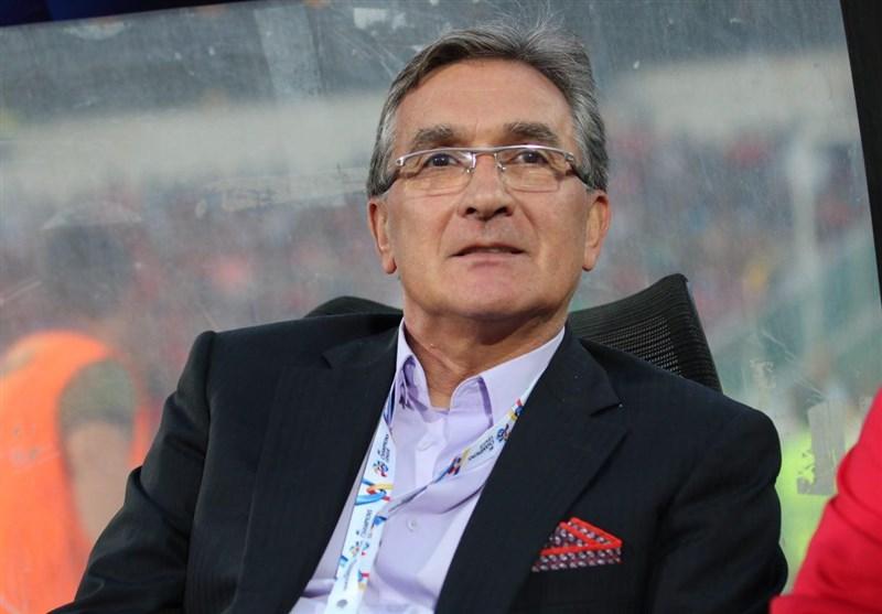 برانکو: تیمی را دستکم نمیگیریم اما بهتر از نود ارومیه هستیم