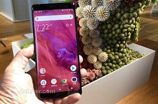 قیمت رسمی گوشی هوشمند Xperia XZ3 شرکت سونی مشخص شد +تصاویر