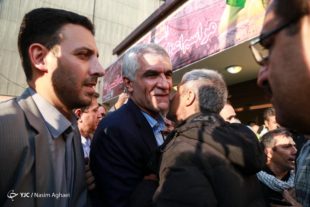 اعزام کاروان خادم الحسین (ع) شهرداری تهران به مراسم اربعین حسینی