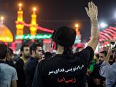 باشگاه خبرنگاران - خدمتگزاری زائران اربعین با هشتگ #ما_خادم_حسینیم