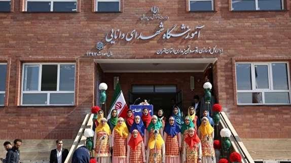 باشگاه خبرنگاران - افتتاح آموزشگاهی در تهران به یاد «شهدای دانایی» حمله تروریستی غرب کابل