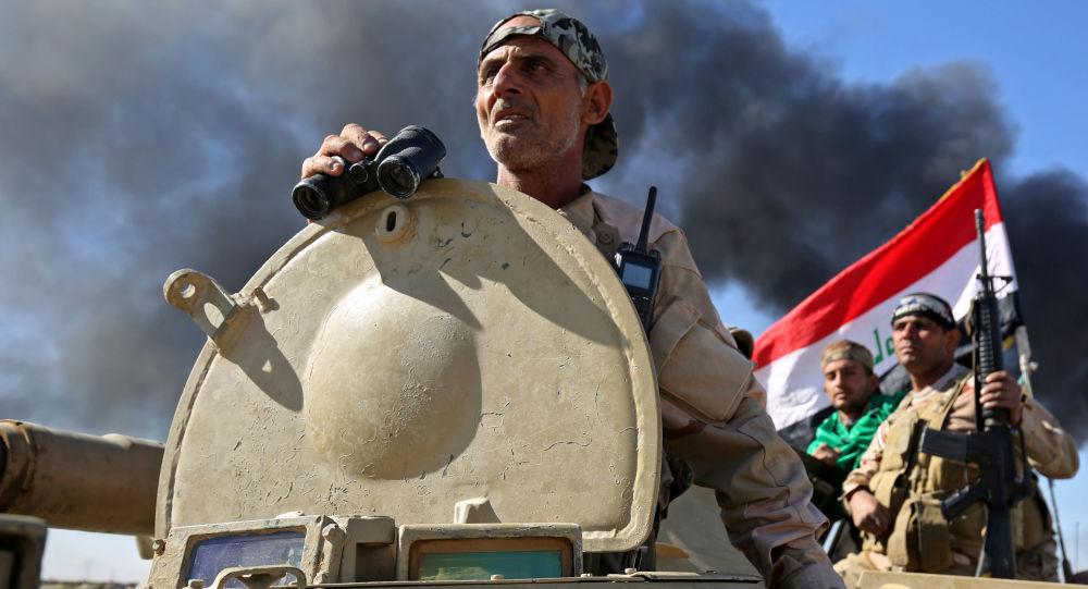 بسیج مردمی عراق علیه عناصر مخفی داعش+ جزئیات