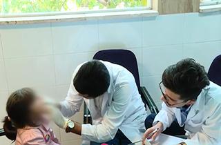 ارائه خدمات رایگان دندانپزشکی به کودکان کار + فیلم