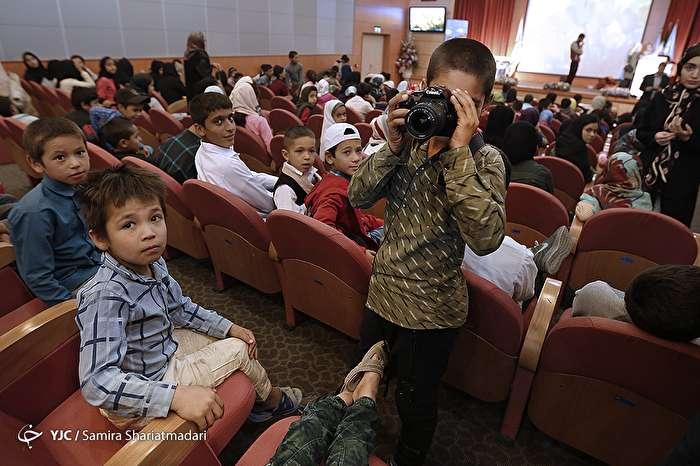 جشن روز کودک با حضور 300 کودک کار