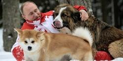 حیوانات خانگی رهبران مشهور سیاسی را بشناسید +تصاویر