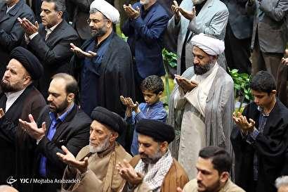 باشگاه خبرنگاران -نماز جمعه تهران - ۲۷ مهر ۱۳۹۷