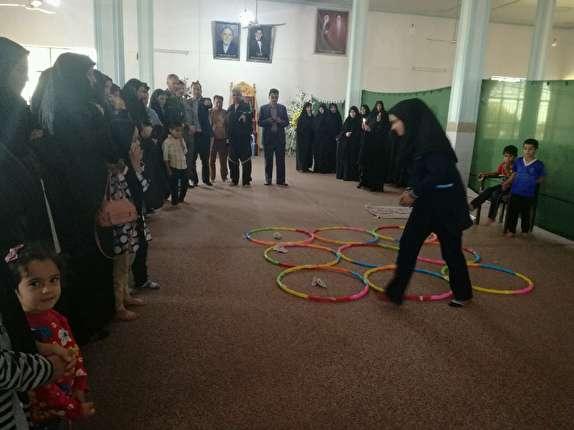 باشگاه خبرنگاران - برگزاری مسابقات بومی و محلی در زرند