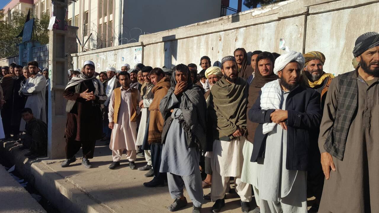 بیش از ۵۰ مرکز رای دهی در «بادغیس» زیر تهدید بلند امنیتی قرار دارد