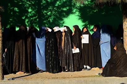 آغاز انتخابات مجلس نمایندگان افغانستان