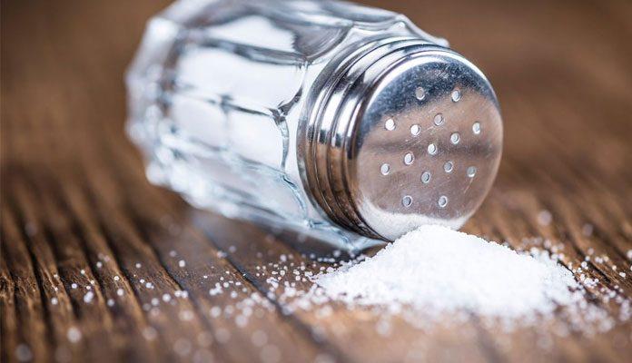 نمک تصفیه شده در بازار چند؟