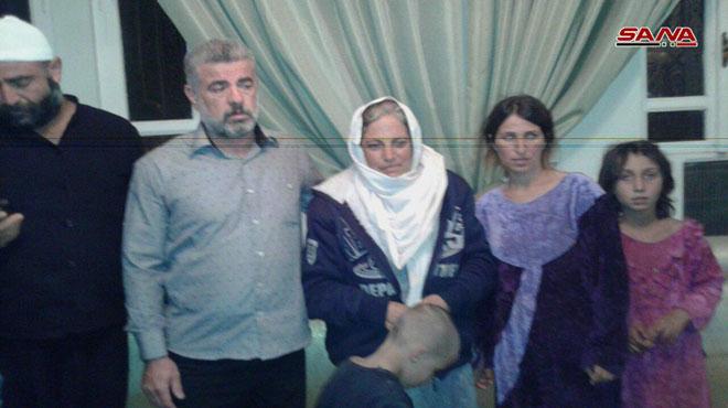 نیورهای سوری ۶ گروگان را از چنگ داعش آزاد کردند