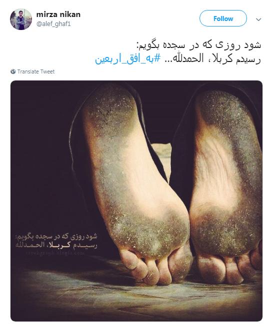 ثبت لحظات زیر پرچم امام حسین علیه السلام  +تصاویر