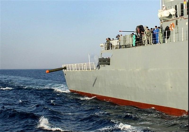 قاتل دریا . موشک حوت . گزارش طلوعوند